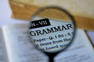 Preposizioni in Inglese e -ing form